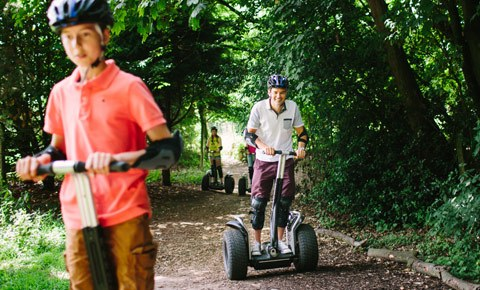 Segway Rally Experience