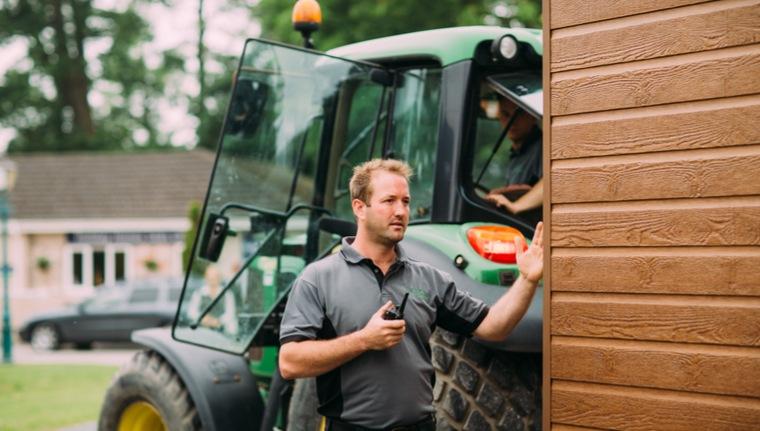 Grounds & Maintenance