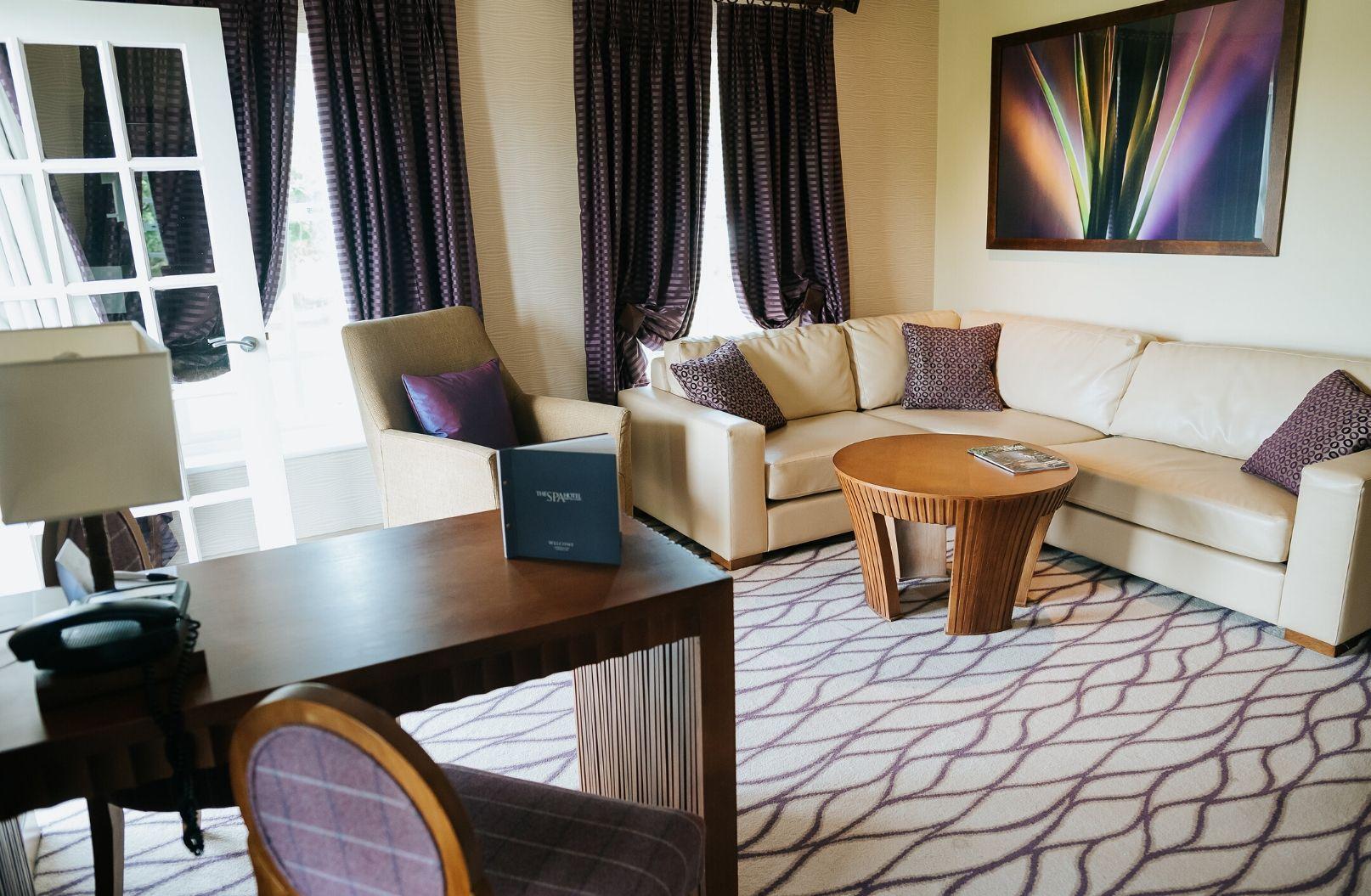 One Bedroom Balcony Suite